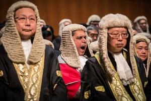 香港司法遭中共干預 商業中心地位岌岌可危