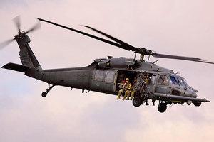 美軍黑鷹直升機伊拉克墜毀 機上7人全遇難