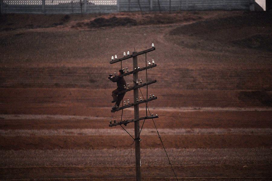 中朝去年電力交易翻番 平壤淨賺逾千萬美元