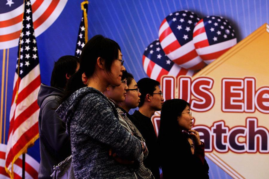 特朗普考慮限制中國學生簽證 對華談判策略?