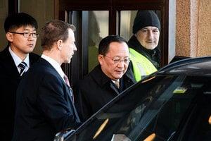 特金會前夕 北韓官員赴芬蘭會見美國前官員