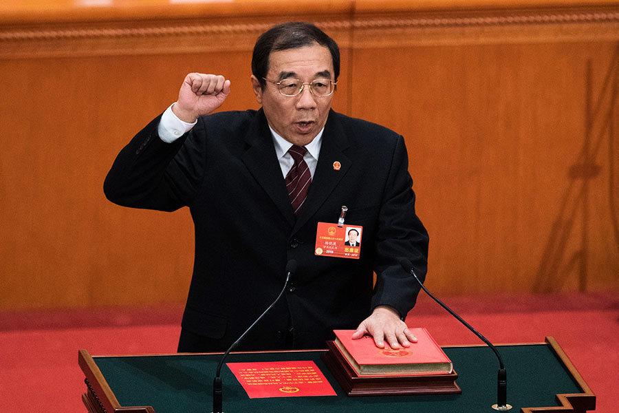 楊曉渡成黑馬出掌監察委 專家透視