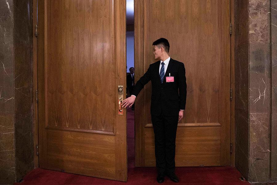 李克強連任總理 楊曉渡任監察委主任破常規