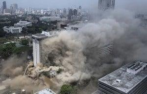 菲律賓馬尼拉一酒店大火 至少四人死亡