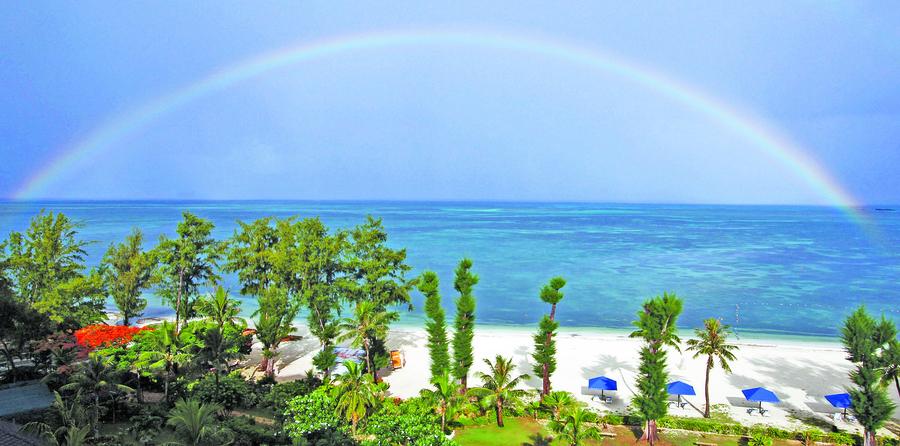 新塞班島:一塊很像中國的美國領土?