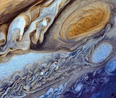 木星大紅斑正在變小 原因不明