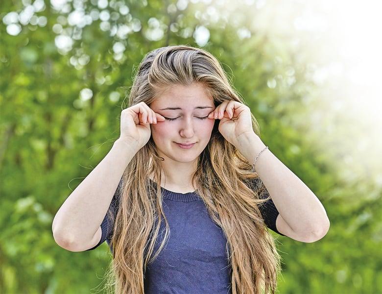 空氣污染對眼睛的傷害