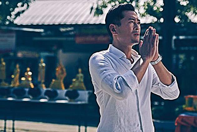 古天樂在《殺破狼‧貪狼》中的劇照。(双喜電影提供)