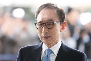 南韓控方提請批捕前總統李明博