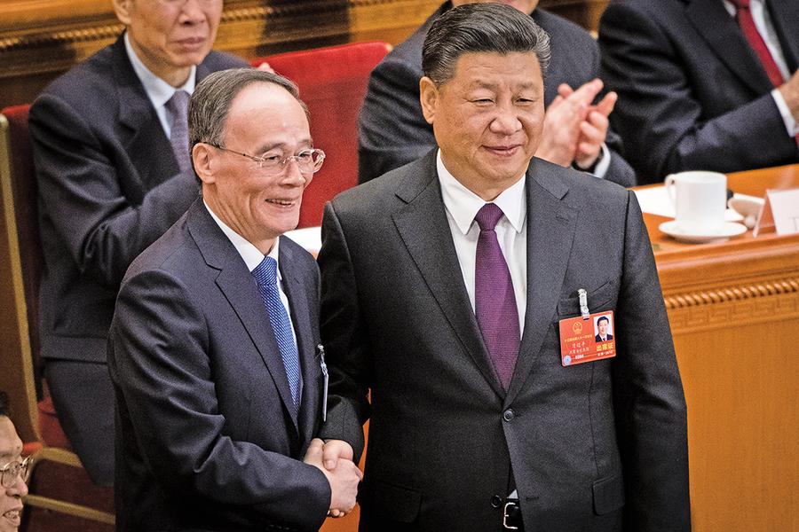 【北京觀察】「後習王體制」正式登台