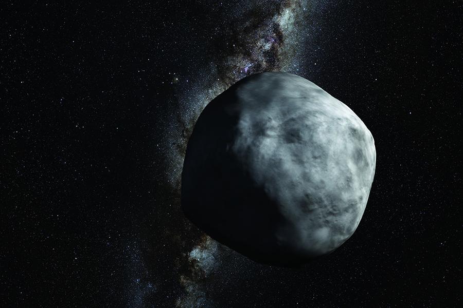 小行星百年後恐撞地球 科學家擬用核武炸開