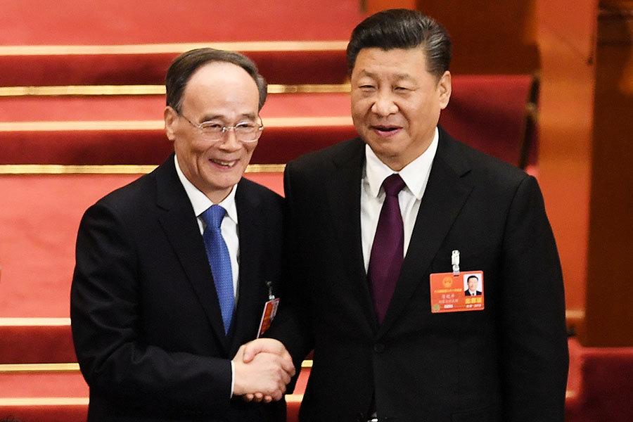 夏小強:中共兩會高層人事和政局綜述