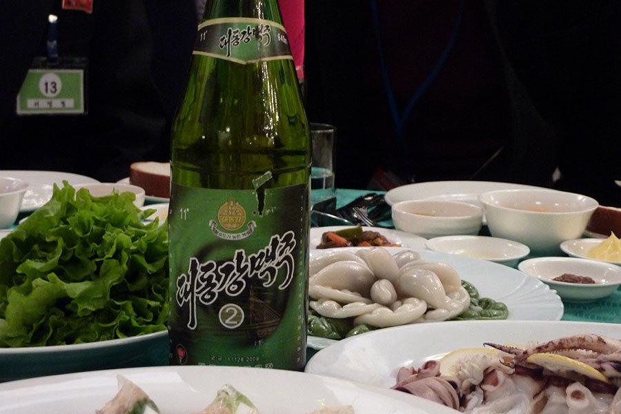 北韓啤酒被禁出口 山寨版在中國餐廳裏出售