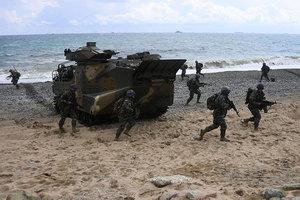 美韓下月恢復聯合軍演 規模與往年相當