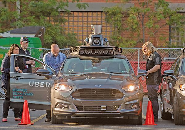 全球首宗自動駕駛車撞死人