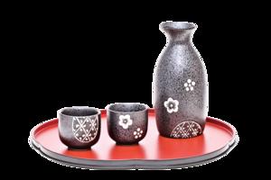 韻味十足的日本清酒