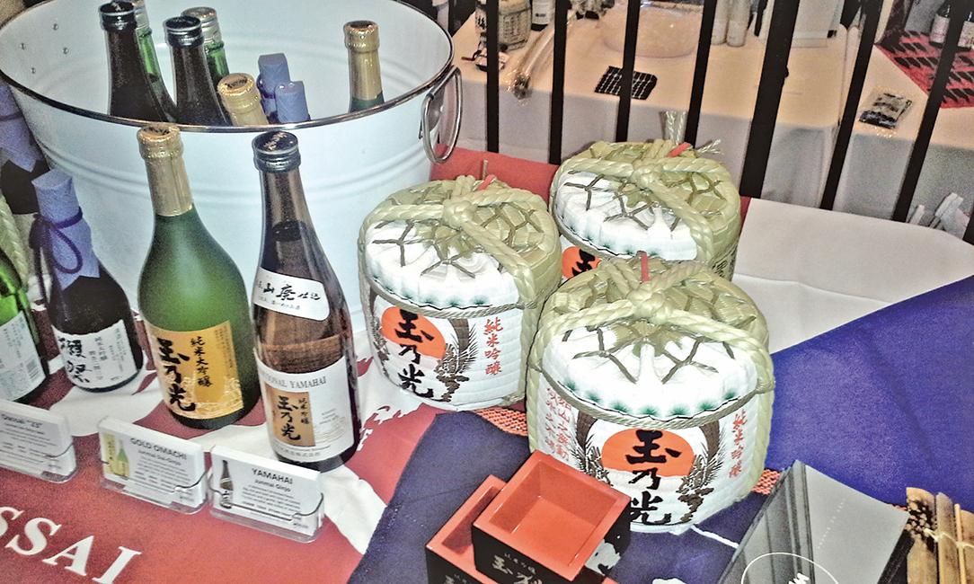 品嚐日本菜餚,便應搭配著日本清酒。