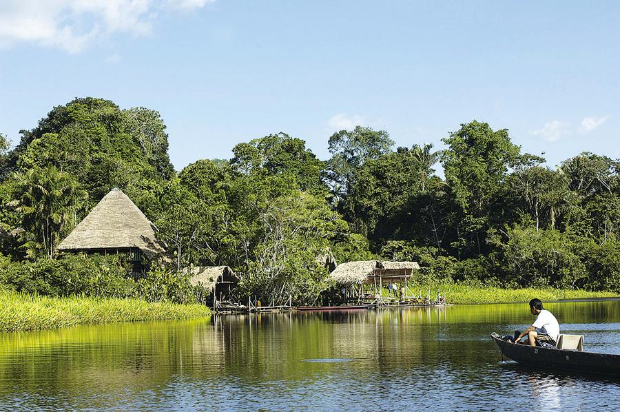 由亞馬遜河古文明所想到的