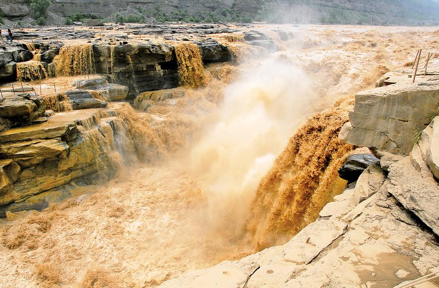 中國歷史正述 夏之叁------ 洪水茫茫 禹敷下土