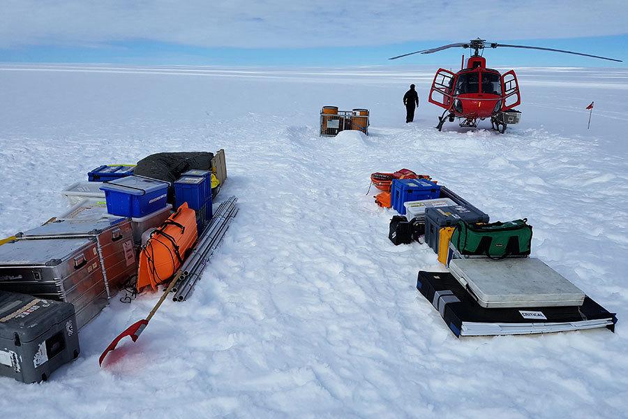 南極冰川漂浮區比想像更大 恐加速崩解