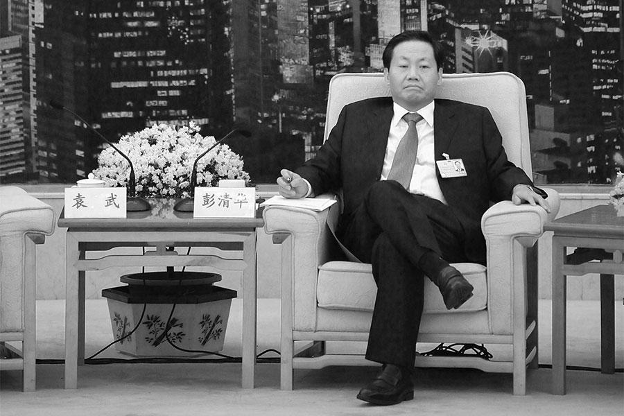 傳媒披露,四川、廣西、河南、江西四省書記都將被調換。圖為曾在香港中聯辦工作9年的廣西自治區黨委書記彭清華。(Feng Li/Getty Images)