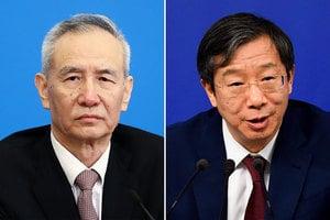 北京重組核心經濟團隊 能否應對金融風險?