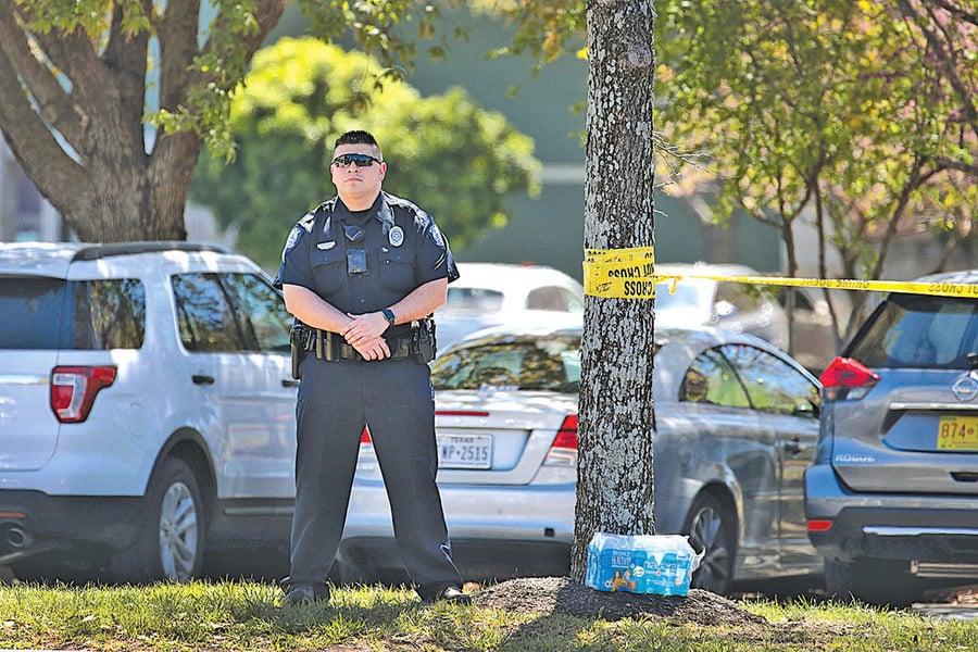 美德州連環炸彈案增至五宗 案犯郵寄炸彈包裹
