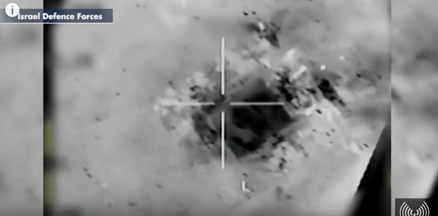 以色列公佈空襲敘核武場機密文件 警告伊朗
