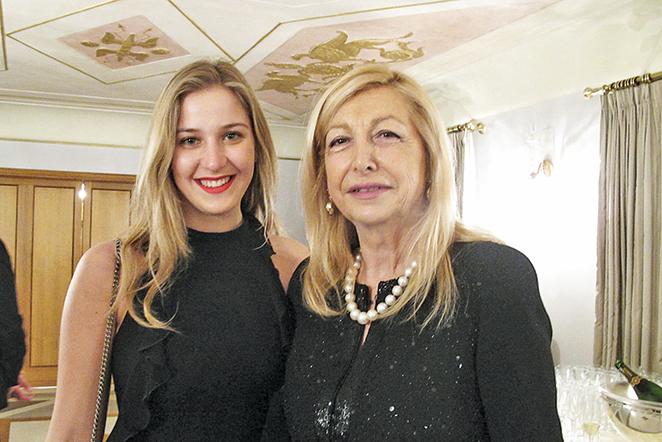 意大利歌劇聯合會主席Daniela Traldi女士。(麥蕾/大紀元)