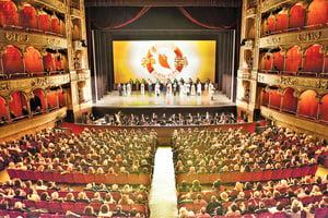 意大利名流盛讚中華文化