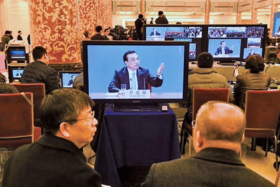 兩會期間各地鬧「新聞荒」 兩會十六天只准北京有大新聞  其它省市都儘量不發出聲音