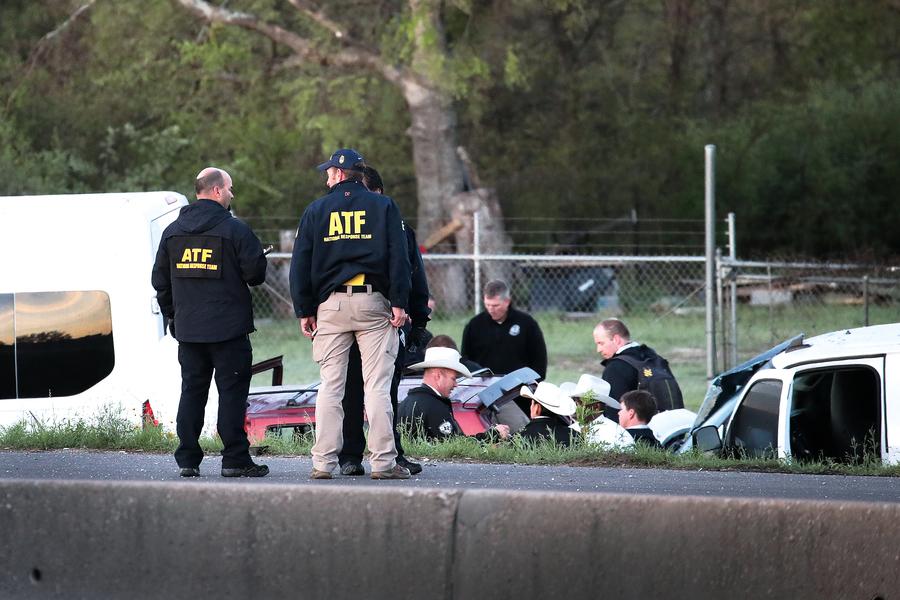 德州連環爆炸案疑犯自引爆亡