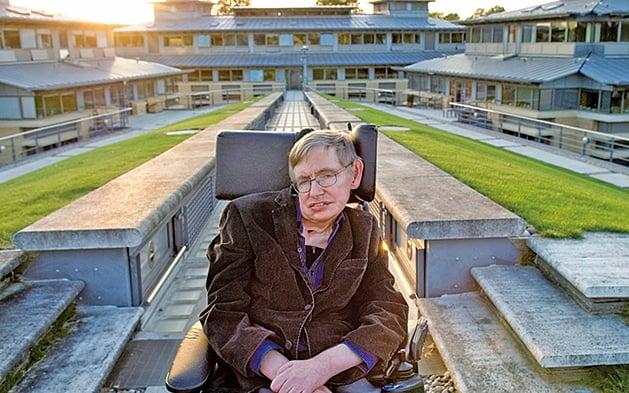 霍金在去世前兩周剛提交了最後一篇論文,內容提及如何證實平行宇宙(parallel universes)存在的數學檢測方法。(Eleanor Bentall)