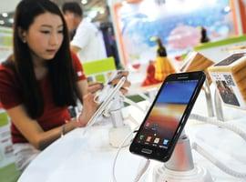 智能手機亞洲供應鏈業績重摔
