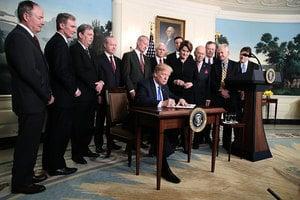 回顧美中逆差27年 政界學界挺特朗普貿易政策