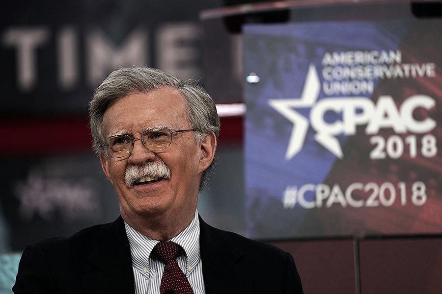 美國安顧問辭職 特朗普任命前聯合國大使博爾頓接替
