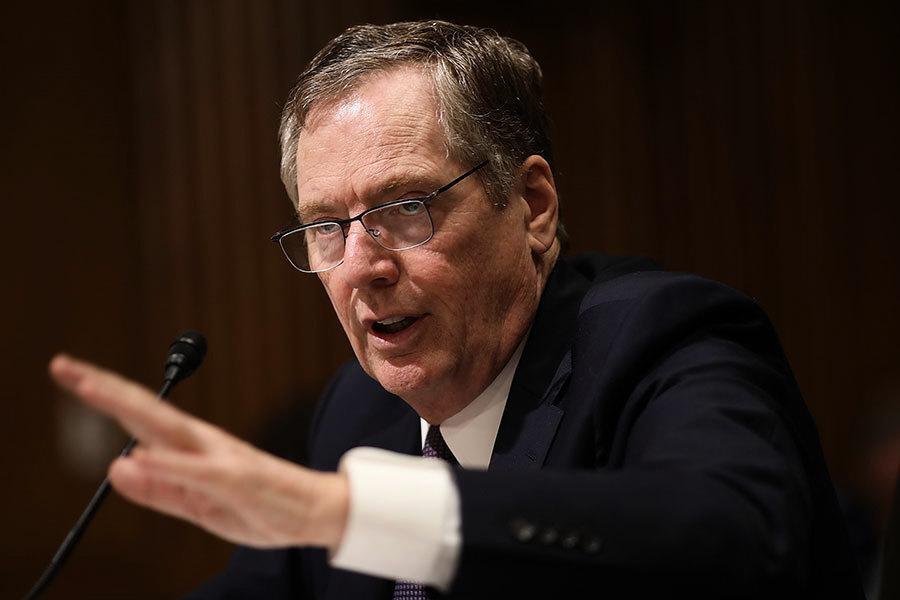 選301反制中共竊知識產權 美貿易代表透內幕