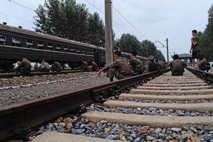 北韓女企圖以火車從俄國走私手槍回國失敗