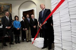 美眾議員:特朗普基建計劃全面宏觀側重改革
