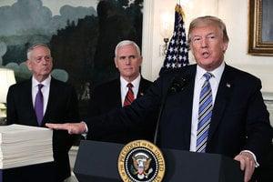 特朗普強硬 中美貿易戰硝煙漸散?