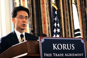 韓貿易部長:貿易協定及鋼鐵稅與美達共識