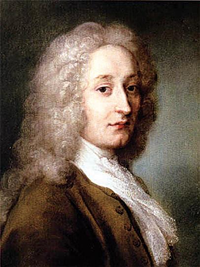 安東尼華托。(Jean-Antoine Watteau)(公有領域)