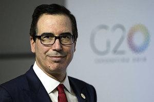 美財長:特朗普會對中共徵關稅 不懼股市下跌