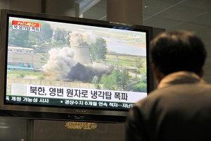 韓媒:金正恩不棄核 下令掩蓋寧邊核活動