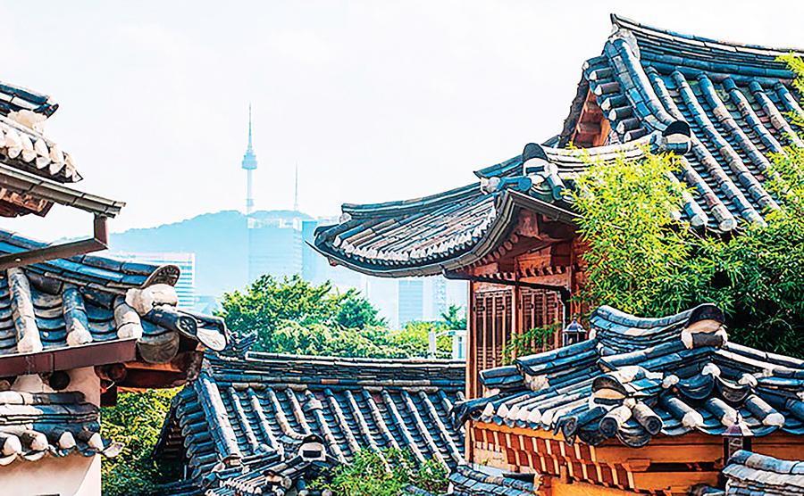 經濟又實惠$10暢遊首爾