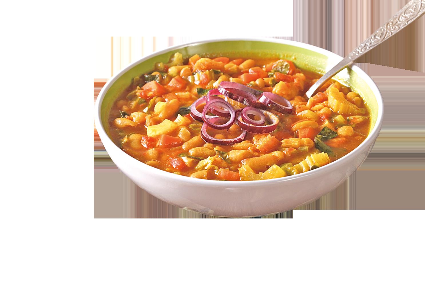 托斯卡尼蔬菜湯(Ribollita)原本是一道農家菜。