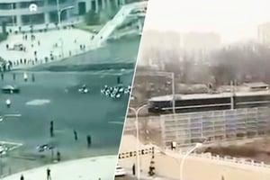 傳金正恩秘密抵京 鴨綠江大橋封閉北京封路