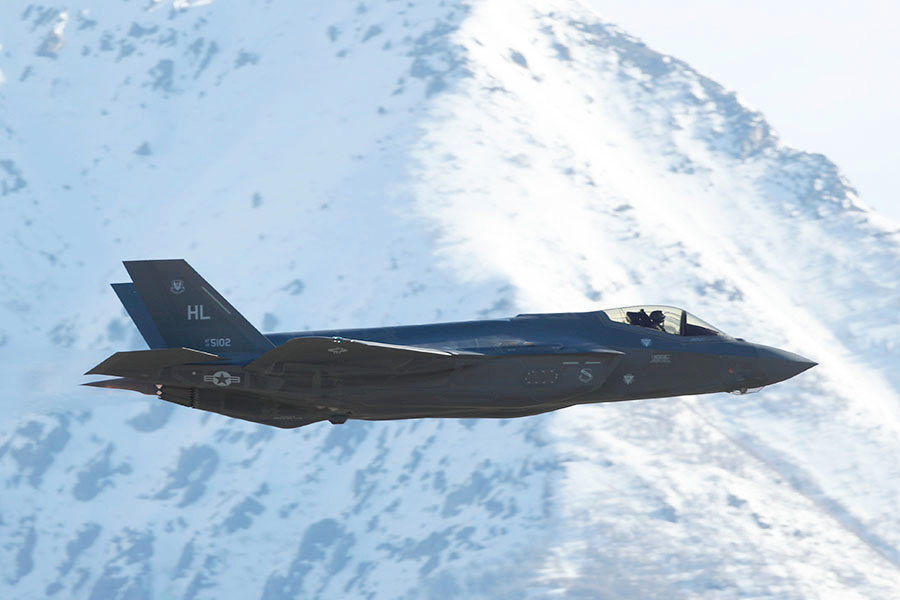 台旅法後 美參議員籲特朗普售台F-35戰機