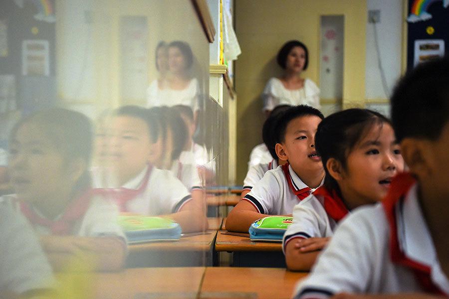 中共教育部推行「三點半放學」引熱議