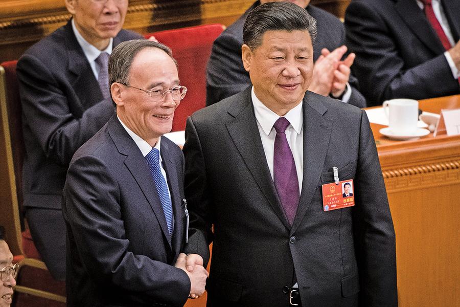 【北京觀察】習王金蟬脫殼後復出 強硬面對江集團